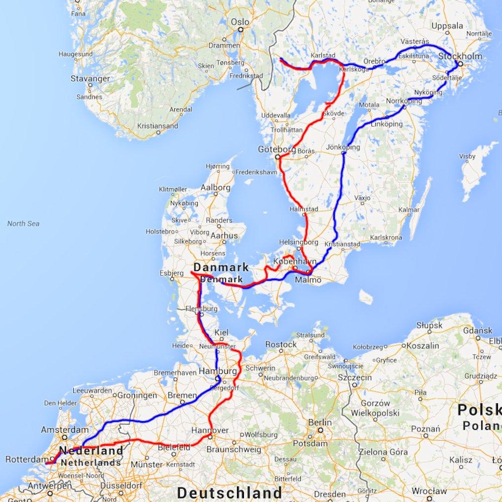 Zweden Denemarken En Duitsland Augustus En September Spannend Eens Heel Wat Anders Dan We Gedaan Hebben Een Rondreis Door Zuid Zweden Waar We In Hoor